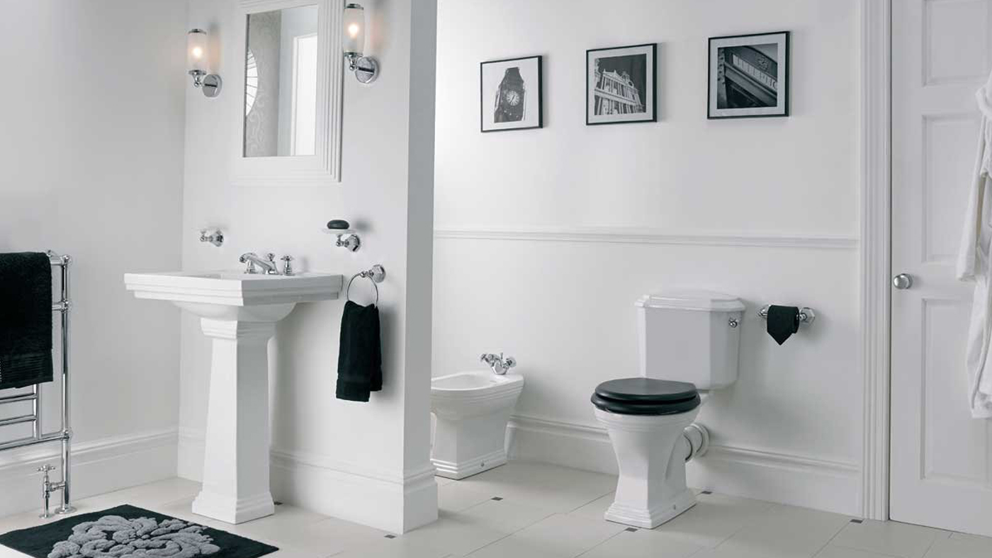 Designer bathrooms uk - Traditional Bathrooms