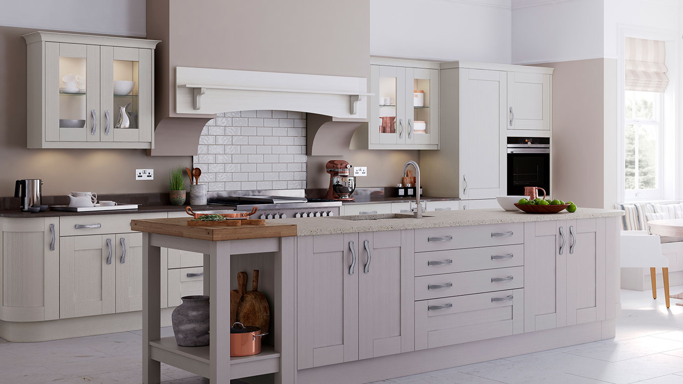 Wimbourne. Modern Kitchens Wimbourne Part 65
